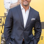 The Rock played football in college, tried out for the Calgary Stampeders but didn't make it, then went into the WWF where he became a big star. Today, Dwayne Johnson is one of the current biggest stars in movies! (Photo: WENN)
