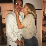 Sorry, Scott, but Lionel Richie still holds the title to Sofia Richie's favorite man. (Photo: Instagram)