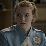 """Barb, from """"Stranger Things,"""" stars in the comedy """"Sierra Burgess Is A Loser,"""" which debuts on Netflix September 7. (Photo: Release)"""