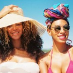 The Knowles sisters—Who runs the world? Definitely these girls. Beyoncé and Solange both Grammy wins! Apparently, awesomeness runs in the family. (Photo: Instagram)