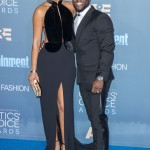 "Against his 5'6"" wife Eniko Parrish, is pretty evident that comedian Kevin Hart lacks in height, but he makes up for in humor! (Photo: WENN)"