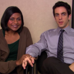 "Kelly Kapoor on ""The Office""—Lover of Pink (the color), Pink (the singer), and Ryan Howard (evil office temp with a little too many aspirations). (Photo: Release)"