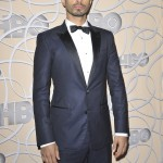 "The first brown Bond sounds like a good idea with Riz Ahmed. He has a jawline sharp enough to cut Bond's enemies on. Plus, Riz is up to stretching the mold of what ""traditional archetypes."" (Photo: WENN)"