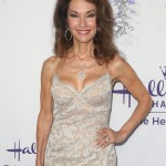 "Susan Lucci, 71. ""All My Children"" ran for 41 years—but Susan looks just as hot as she did in that first episode back in 1970. (Photo: WENN)"