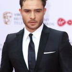 Not only is Ed Westwick a great actor, he's also a beautiful god amongst men. He's lent his handsome mug to several fashion campaigns, and has even walked the runway! The Tyra Banks of Gossip Girl, so, duh, we love him. (Photo: WENN)