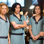 """""""Las Chicas del Cable,"""" the successful Spanish series produced by Netflix, comes back with its third season on September 7. (Photo: Release)"""