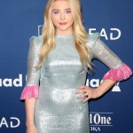 As for what she's learned from the whole ordeal, Chloë said next time she'll be more careful about keeping her private life under wraps. (Photo: WENN)