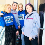 The Cyrus sisters— With these two, you get the best of both worlds! While Miley has more experience in the industry, her Noah is up and coming! (Photo: Instagram)