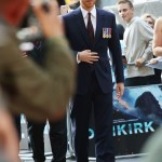 "Prince Harry even attended the London world premiere of Hardy's movie ""Dunkirk."" (Photo: WENN)"