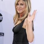 Jennifer Aniston is third, with $19.5 million, though most of her money comes from endorsements and residual income from Friends. (Photo: WENN)