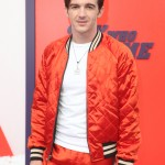 Drake Bell, however, was left off the guest list to Peck's wedding. (Photo: WENN)