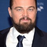 Leonardo DiCaprio and his long beard addressed the United Nations on climate issues back in2014. (Photo: WENN)