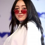This is Noah Cyrus, 18, first ever relationship. (Photo: WENN)