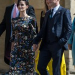 Tom Hardy and his wife Charlotte Riley attended Prince Harry and Meghan Markle's royal wedding in May. (Photo: WENN)