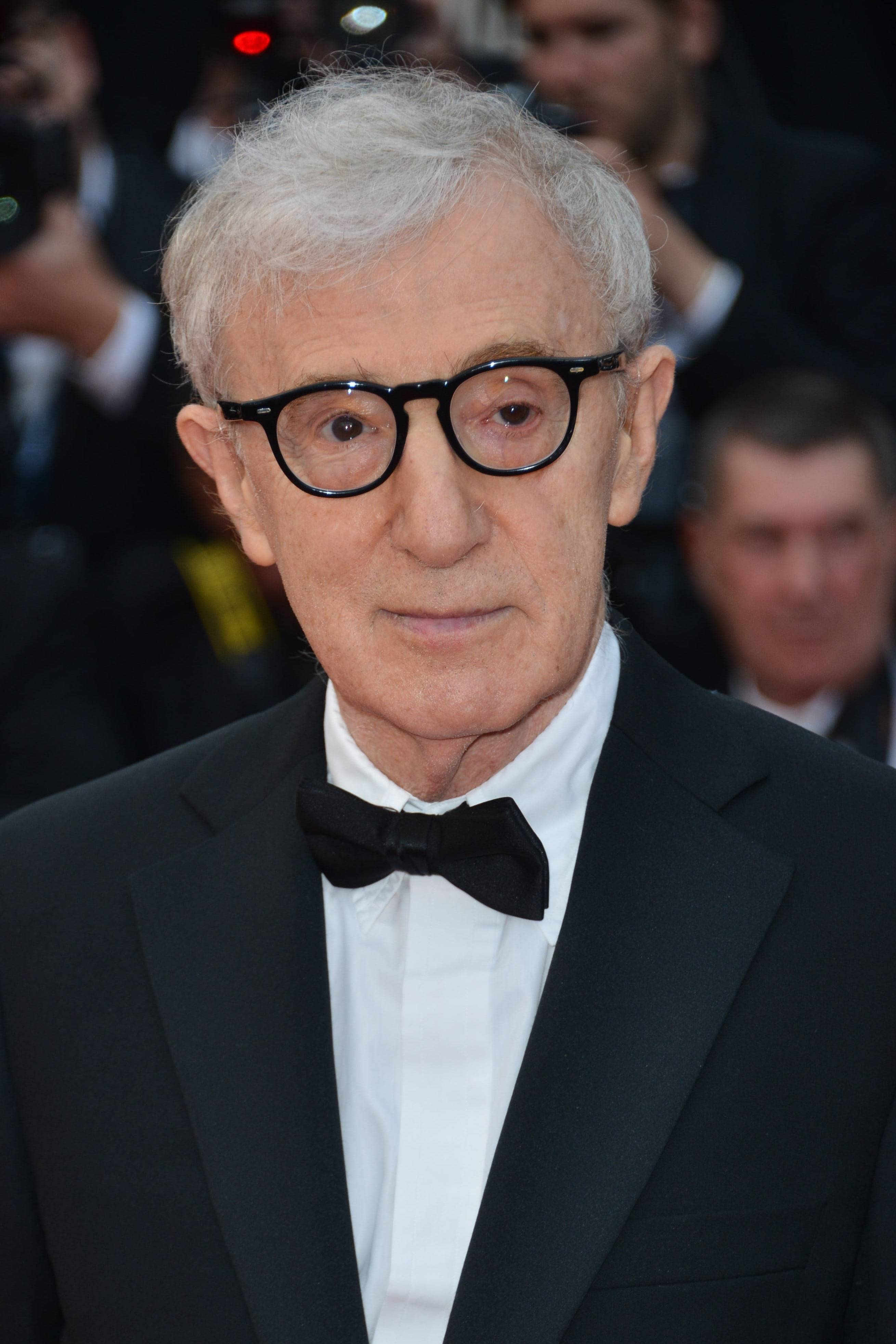 "Woody Allen, who faces accusations of sexual assault by his adopted daughter, Dylan Farrow, said ""a witch hunt atmosphere"" where ""every guy in an office who winks at a woman is suddenly having to call a lawyer to defend himself"" absolutely needs to be avoided. (Photo: WENN)"