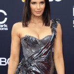 "She's the curry of the entertainment industry! With shows like ""Padma's Passport,"" ""Planet Food,"" and ""Top Chef,"" this South-Indian born beauty Padma Lakshmi rules the Food Network and our hearts! (Photo: WENN)"
