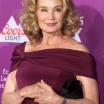 "Jessica Lange, 69. She was oh so pretty and oh so talented when we first saw her back in 1976's ""King Kong"". Over 4 decades later, she's still is. (Photo: WENN)"