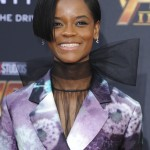 "According to Cuban magazine ""Vistar,"" ""Black Panther"" star Letitia Wright is also part of the project. (Photo: WENN)"