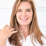 "Brooke Shields didn't actually date a Trump, but Donald did try to ask her out. ""'I really think we should date, because you're America's sweetheart and I'm America's richest man, and the people would love it,'"" she recalls him saying. YIKES! (Photo: WENN)"