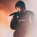 """The out-and-coming rapper announced that he will be embarking in his first solo tour """"Total Xanarchy."""" According to Billboard, the tour sold out in five hours! (Photo: Instagram)"""