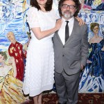 Compared to the average American women, Tina Fey would be considered small. Still, the comedian is quite a bit taller than her husband Jeff Richmond. (Photo: WENN)