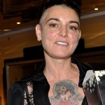 Less than a year after Sinead O'Connor emblazoned a mystery man's initials on her cheeks, the singer revealed she had lasered off her facial tattoos. (Photo: Instagram)