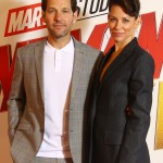 "Actress Evangeline Lilly is also starring in ""Ant-Man"" as The Wasp. (Photo: WENN)"