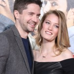 Topher Grace started dating actress Ashley Hinshaw in 2014. (Photo: WENN)