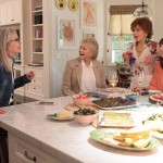 "Jane Fonda stars in the new movie ""Book Club"" alongside Diane Keaton, Candice Bergen, and Mary Steenburgen. (Photo: WENN)"