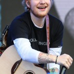 Ed is currently promoting a documentary about his music titled Songwriter. (Photo: WENN)