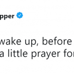Chance The Rapper honor the Queen of Soul with a tweet featuring one of her lyrics. (Photo: Twitter)