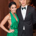 Butler and Hudgens looked stylish at the 10th Anniversary Celebration of the Gorgeous & Green Gala in San Francisco. (Photo: WENN)