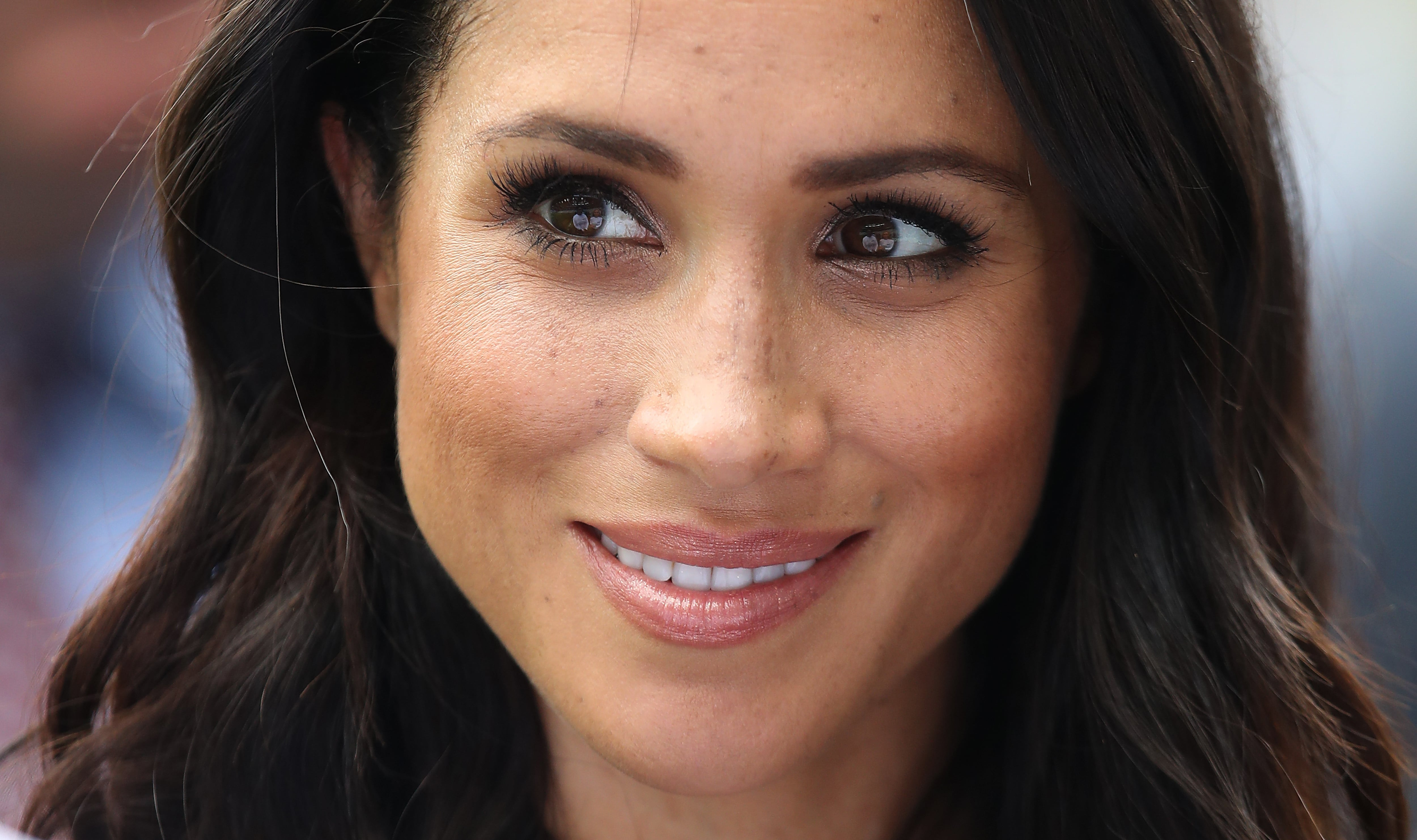 Watch out, Kate Middleton! It seems like Meghan wants to become the next best-dress member of the House of Windsor. (Photo: WENN)