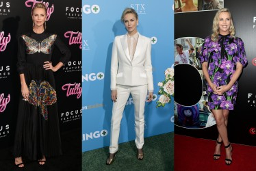 An Atomic Blond Of The Red Carpet: Charlize Theron's 10 Best Looks