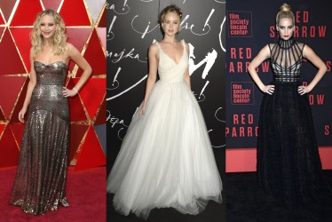 Happy Birthday Jennifer Lawrence! Her 10 Best Style Moments On The Red Carpet