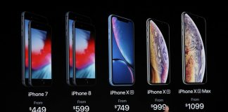Click through to see how Twitter collectively cried tears of sadness as Apple announced its new ridiculously expensive iPhone Xs and Xs Max. (Photo: Release)