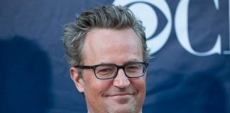 Matthew Perry spent 12 weeks in a hospital bed after having a major surgery. (Photo: WENN)