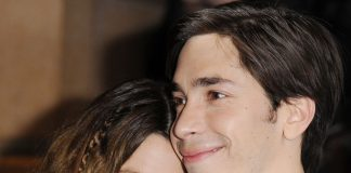 Drew Barrymore and Justin Long are reportedly seeing each other again. (Photo: WENN)