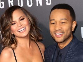 For all we know, her online trolling is Chrissy and John's secret behind their successful marriage! (Photo: WENN)