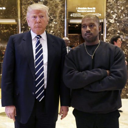In 2015, Kanye said he'll run for president, originally naming the year 2020 as his goal. However, two months ago the rapper said he still intends to run for president, only that he now has his sights set on 2024. Betcha next year he'll say 2028. (Photo: WENN)