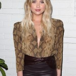 Being a pretty little liar sure pays the bills! As of 2018, Ashely Benson had an estimated net worth of $6 million! (Photo: WENN)