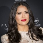 Though Salma Hayek was born and raised in Mexico, she's from Lebanese and Spanish descent. In fact, most of her family from her dad's side lives in Baabdat, Lebanon. (Photo: WENN)