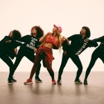 "Her dance moves are always on point. Have you seen ""Single Ladies""? (Or any Beyoncé music video for that matter) That song created a dance as memorable as ""Thriller."" (Photo: Instagram)"