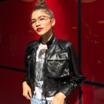 And because Zendaya is not all fun an games—she's also an intellectual. (Photo: Instagram)