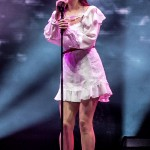 Earlier this month, Lana tried to defend her decision to perform in Tel Aviv. (Photo: WENN)