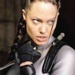 Angelina Jolie manages to embody Lara Croft perfectly. Personifying the character's sarcastic wit, daredevil attitude, and physicality, Jolie manages to capture the essence of Lara to a tee. (Photo: Release)