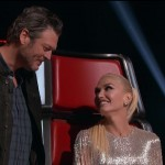 "The couple became close on the set of ""The Voice"" after their split from their partners. (Photo: WENN)"