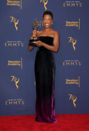 At the 2019 Creative Arts Emmy Awards, black actor won all four guest acting categories for the first time: Ron Cephas Jones, Tiffany Haddish, Katt Williams, and Samira Wiley. (Photo: WENN)