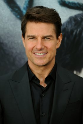 In 2013, Cher put Tom Cruise on her list of top dive lover of all time. (Photo: WENN)