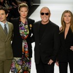 """Working alongside Heidi, Nina [Garcia] and Tim as a judge for six seasons of Project Runway was one of the greatest experiences of my career,"" Posen said. (Photo: WENN)"